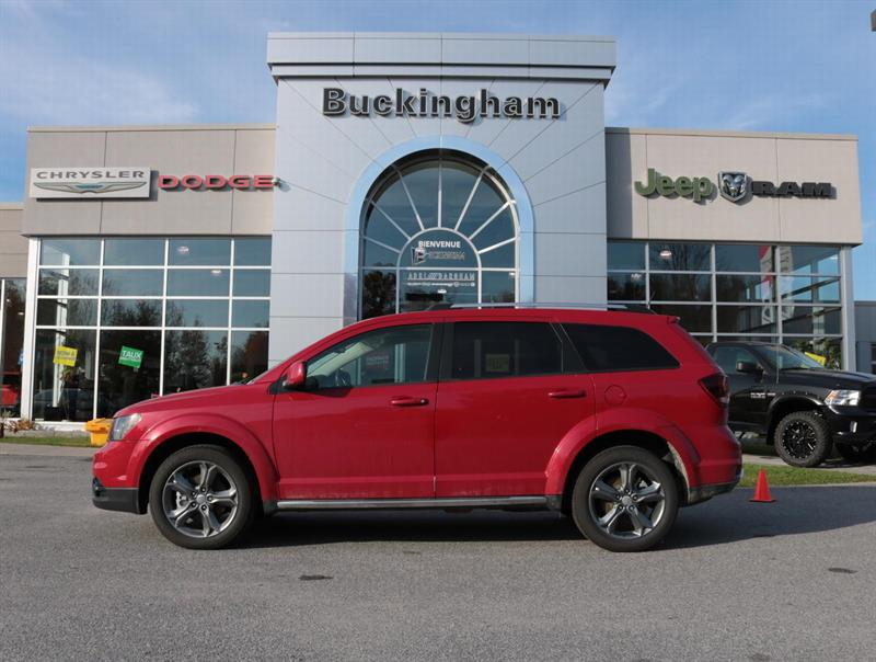 Dodge Journey 2017 Crossroad AWD #D17037
