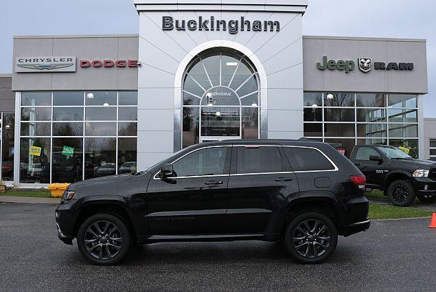 2015 Jeep Grand Cherokee Overland #J18011A