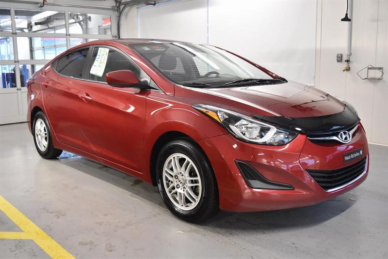 Hyundai Elantra 2016 #70134A