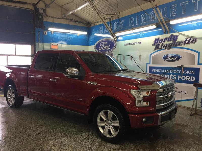 Ford F-150 2015 Platinum #31489A
