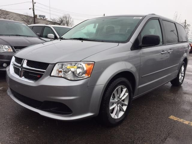 Dodge Grand Caravan 2017 SXT PLUS FULL STOW & GO+ MAGS #Z17482