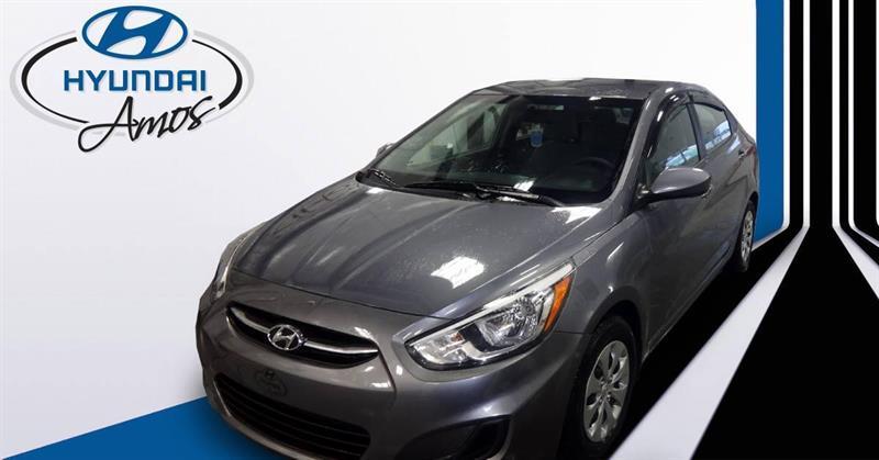 Hyundai Accent 2016 LE #26178