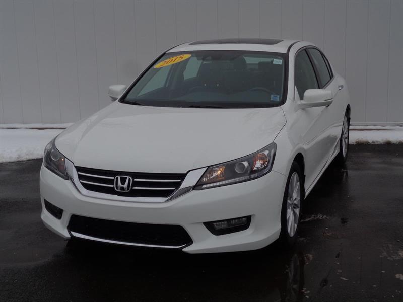 2015 Honda Accord Sedan EX-L #P5814A