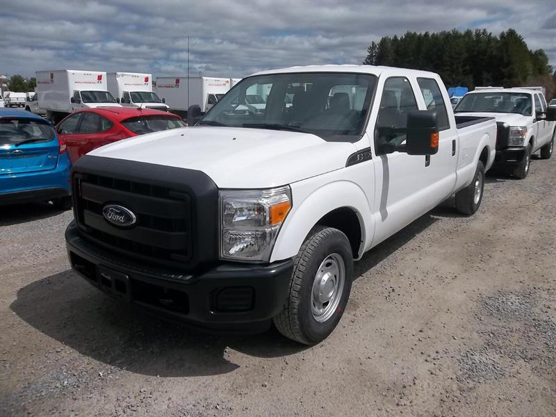 Ford F-250-super-duty 2016 XL  CREWCAB