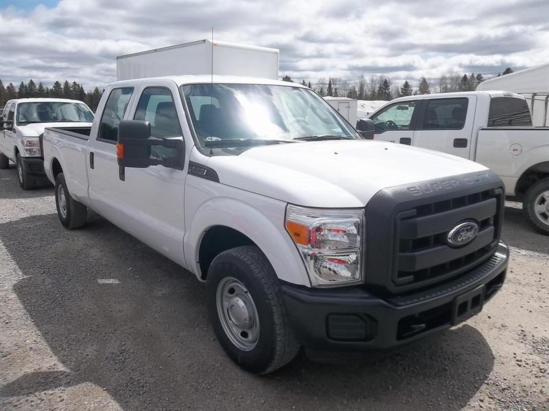 Ford F-250-super-duty 2015 XL 4X4 CREWCAB