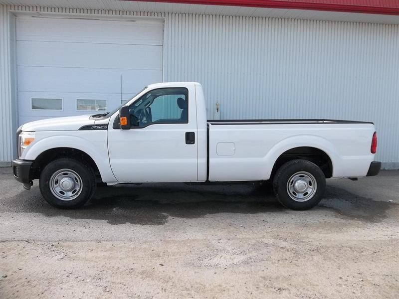 Ford F-250 2016 SUPER DUTY XL SIMPLECAB