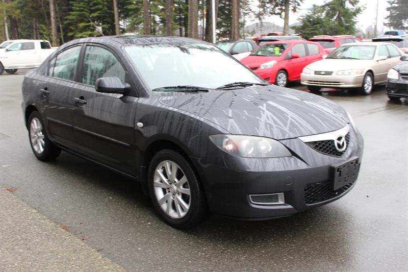 2008 Mazda MAZDA3 4dr Sdn #11563C