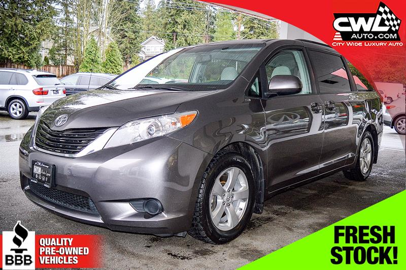 2014 Toyota Sienna 5dr LE 7-Pass FWD #CWL8263M