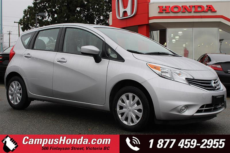 2015 Nissan Versa Note SV Hatchback Bluetooth #B5379