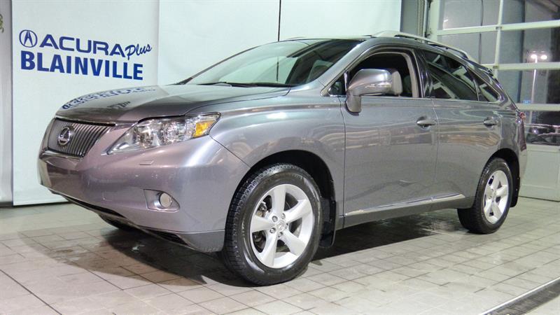 Lexus RX 350 2012  ** GARANTIE 2 ANS OU 20 000 KM INCLUSE ** #A73234