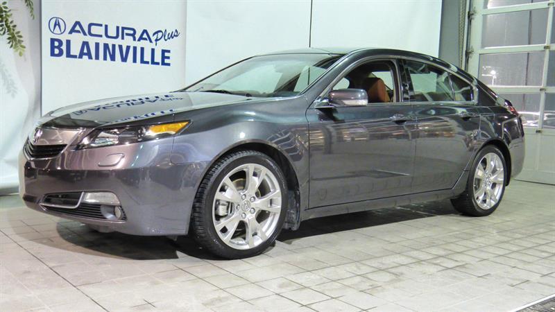 Acura TL 2014 ÉLITE ** SH-AWD ** Achat à partir de 2.9 % ** #P5400