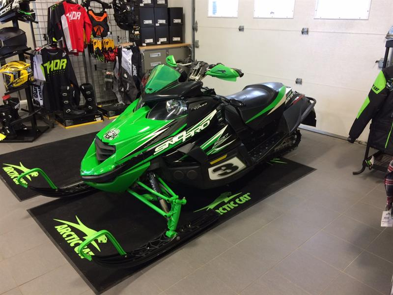 Arctic Cat Z1 Turbo 2009