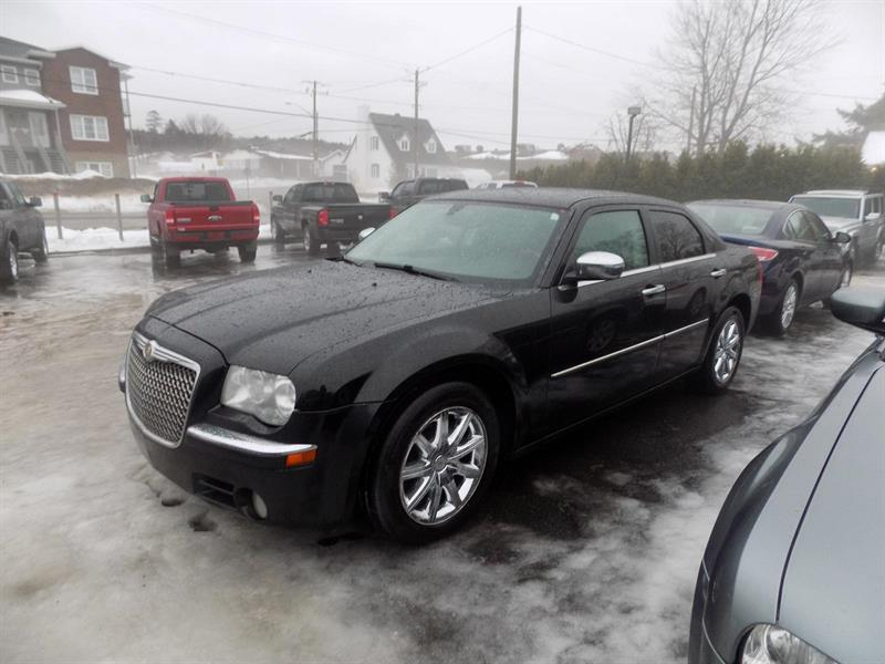 Chrysler 300 2008 Limited #PATOUU615