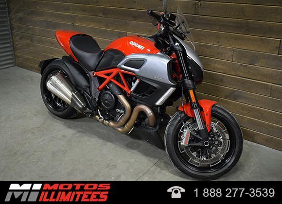 Ducati Diavel 1198 2011
