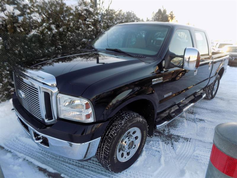 Ford Super Duty F-250 2007 XLT #AD5725