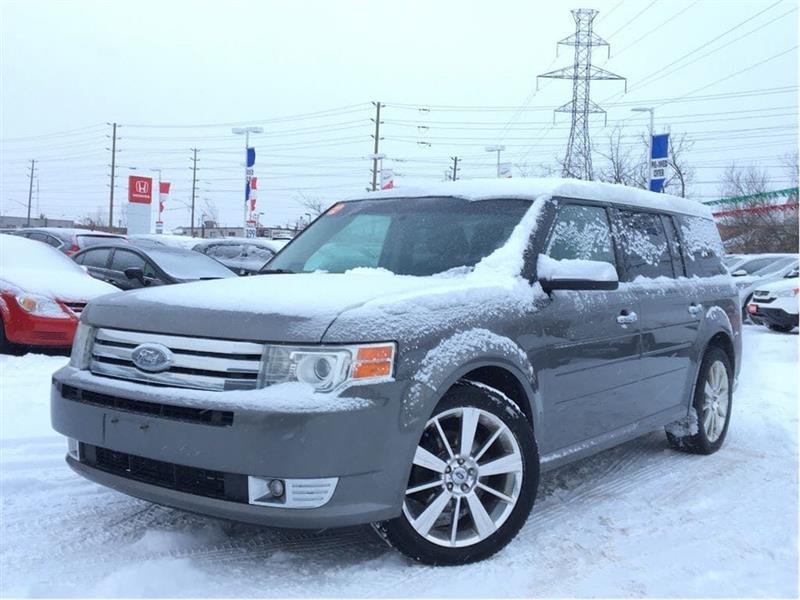 2009 Ford Flex Limited #17-1532AB