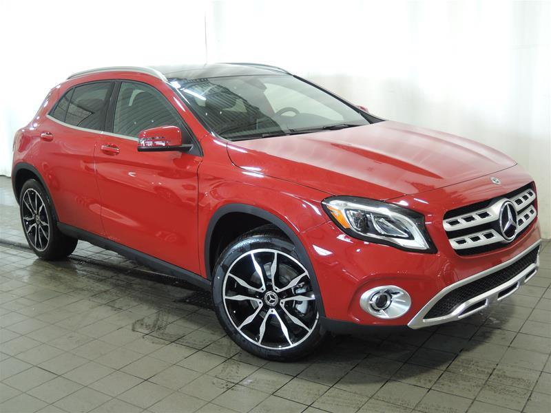 Mercedes-Benz GLA250 2018 4MATIC SUV #18-0069