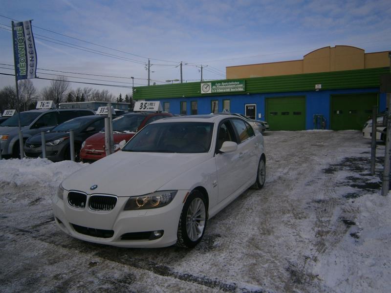 BMW 3 Series 2010 4dr Sdn 328i xDrive AWD #F170046-04