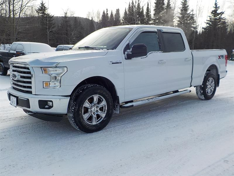Ford F-150 2016 4WD SuperCrew #18121at