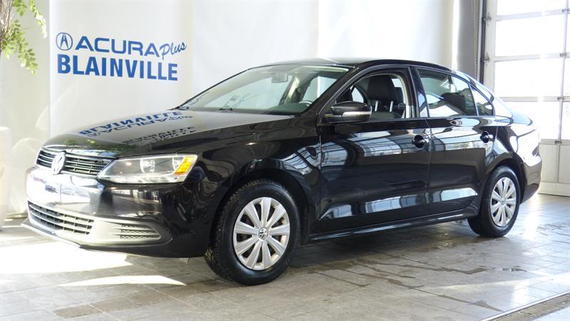Volkswagen Jetta Sedan 2014 ** TRENDLINE PLUS ** 8 ROUES ** #P5403A