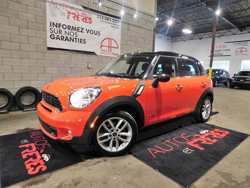 Mini Cooper Countryman 2012 AWD 4dr S ALL4 #2054