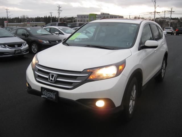 2013 Honda CR-V EX-L #H640TA