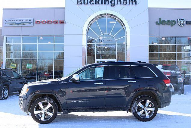 2016 Jeep Grand Cherokee Limited #U0895