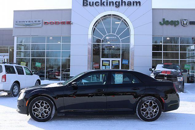 Chrysler 300 2017 S AWD 300S #U0889
