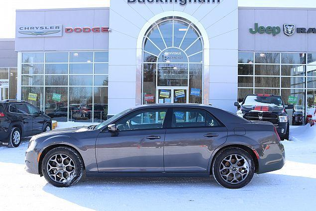 Chrysler 300 2017 S AWD 300S #U0890