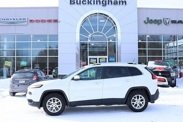 2014 Jeep Cherokee North #D17167A
