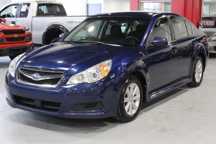 Subaru Legacy 2011 2.5I 4D Sedan at #0000000441