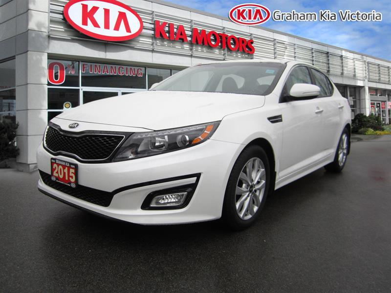 2015 Kia Optima ONLY 6088 KMS!!! #A1373
