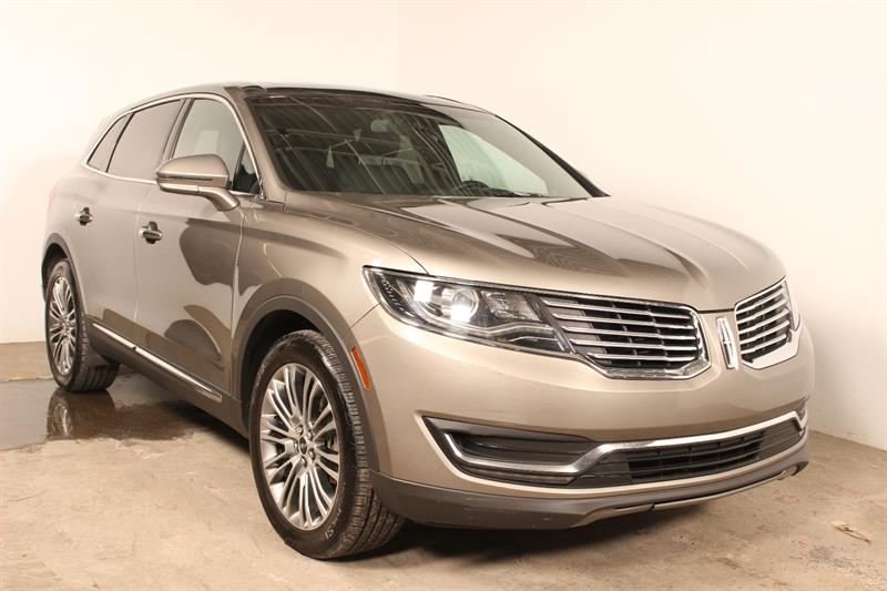 Lincoln MKX 2016 ULTRA ** Entretien Inclus 2020 ** #u3350