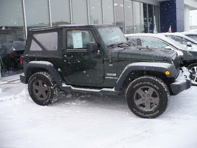 Jeep Wrangler 2011 SPORT #A5207A