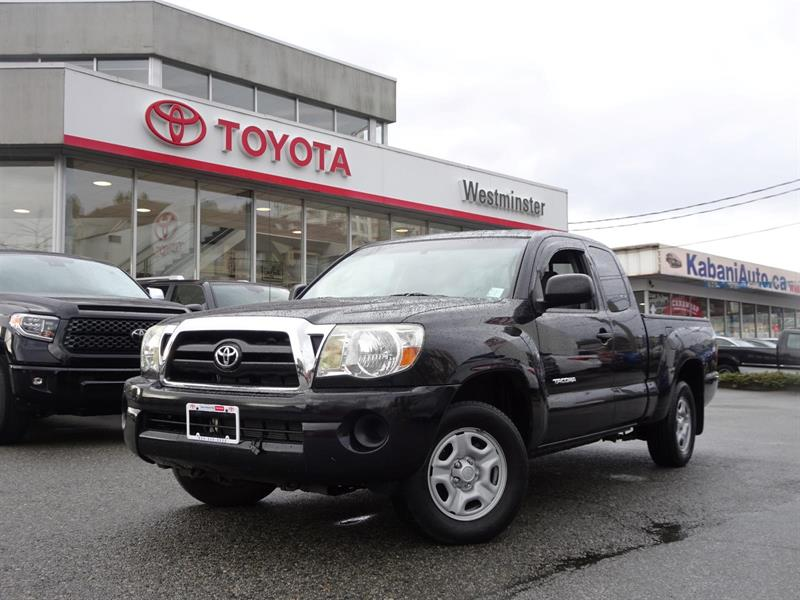 2008 Toyota Tacoma SR5 Power Package #TT71095A