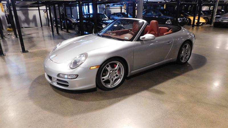 Porsche 911 Cabrio 2005 CARRERA S CONVERTIBLE