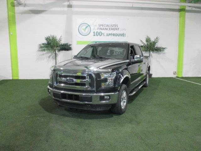 Ford F-150 2015 4WD SuperCrew 145 XLT #2103-12