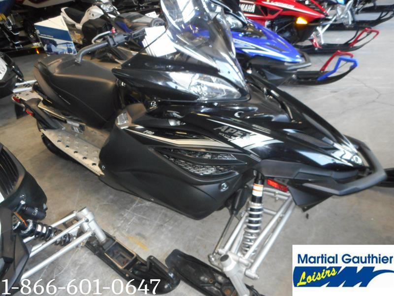 Yamaha Apex X-TX 2012 10 IÈME ANNIVERSAIRE