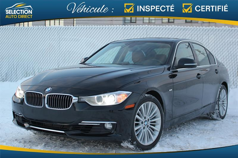 BMW 3 Series 2013 328i xDrive AWD #S531910