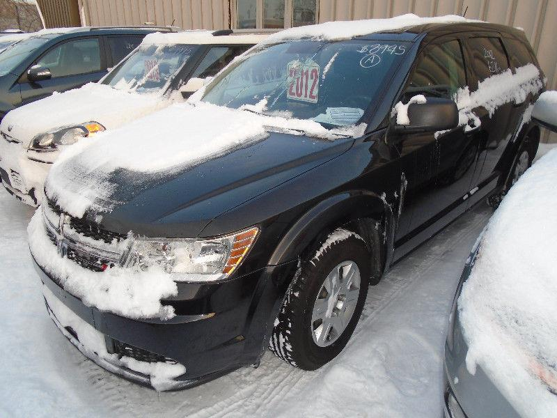 Dodge Journey 2012 FWD 4dr #266115