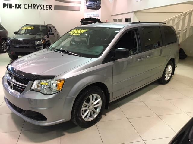 Dodge Grand Caravan 2017 SXT PLUS + DVD+ CAMERA+ BLUETOOTH #Z17298