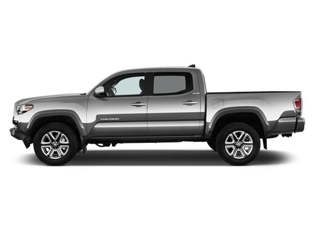 2018 Toyota Tacoma Limited #TT18274
