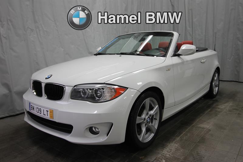 BMW 1 Series 2013 2dr Cabriolet 128i 2,9% 84 MOIS #18-095A