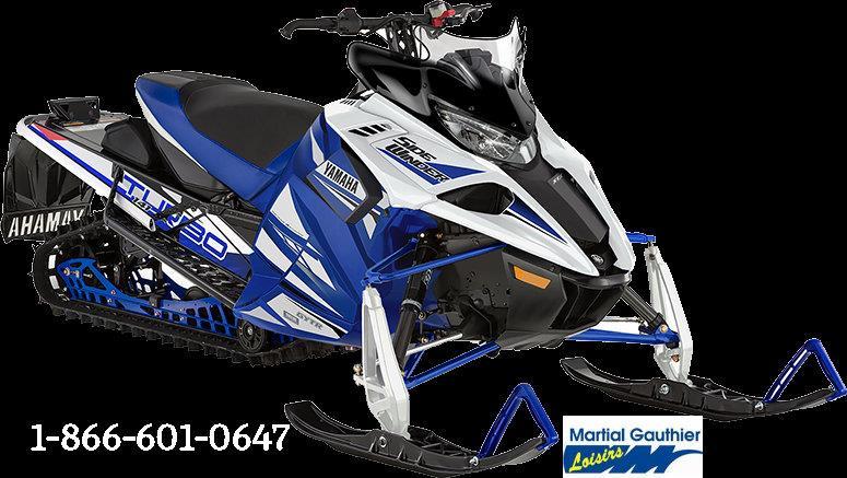 Yamaha Sidewinder X-TX 2018