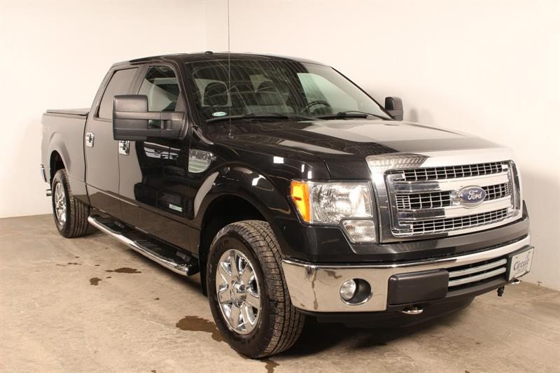 Ford F-150 2013 4WD SuperCrew #80692a