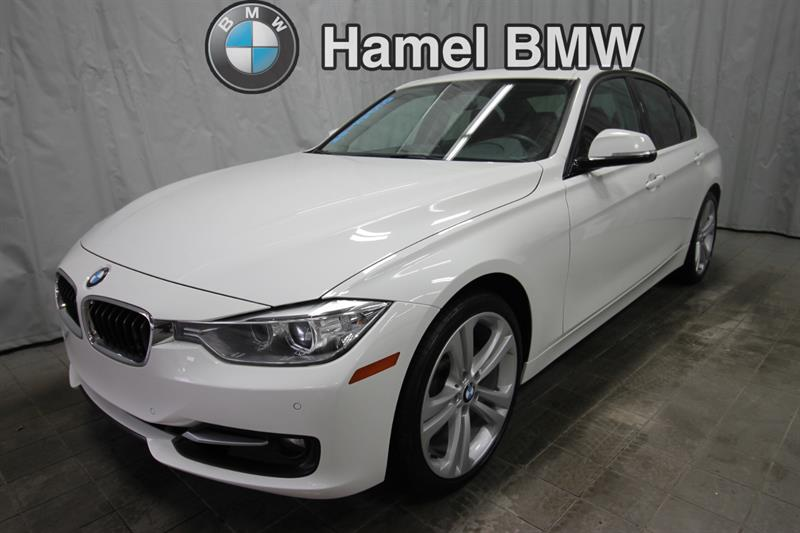 BMW 328i Xdrive 2014 4 sedan 105.00/SEMAINE TAXES INCL #U18-005