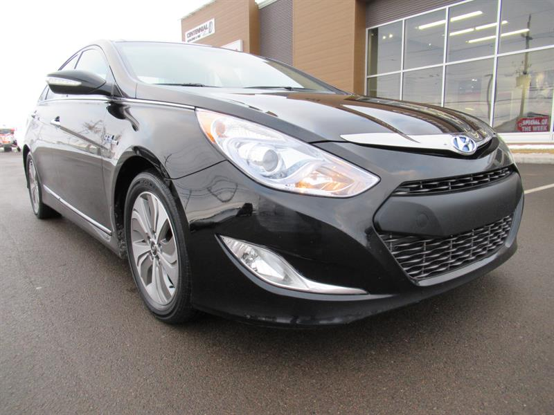 2014 Hyundai Sonata Hybrid Limited | Leather Heated Seats | Sunroof #U273A