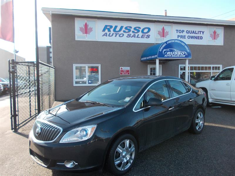 2013 Buick Verano 4dr Sdn Leather #3196