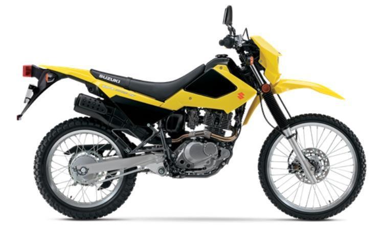 Suzuki DR200S 2017 #38114