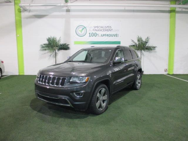 Jeep Grand Cherokee 2014 4WD 4dr Limited #2127-01